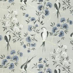 Amrapali Fabrics | Jacaranda - Charcoal (S) | Curtain fabrics | Designers Guild