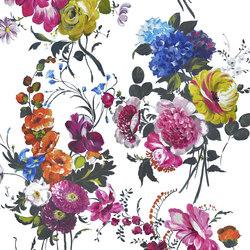Amrapali Fabrics | Amrapali - Peony | Curtain fabrics | Designers Guild