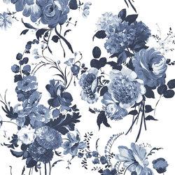 Amrapali Fabrics | Amrapali - Charcoal | Curtain fabrics | Designers Guild