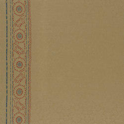 Signature Artiste de la Mer Fabrics | Margaux Embroidery - Provence | Tejidos para cortinas | Designers Guild