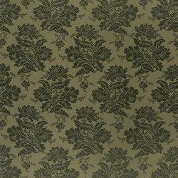 Signature Ashdown Manor Fabrics | Wroxton Damask - Loden | Tissus pour rideaux | Designers Guild