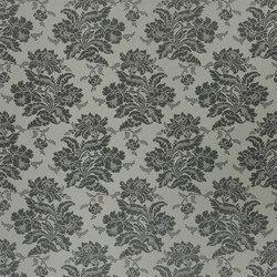 Signature Ashdown Manor Fabrics | Wroxton Damask - Slate | Vorhangstoffe | Designers Guild
