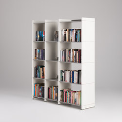 Ferron shelf-system | Office shelving systems | mocoba