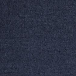 Signature Sur la Cote Fabrics | Palmetto Linen - Cobalt | Tessuti tende | Designers Guild