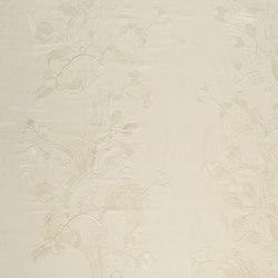 Signature Modern Lodge Fabrics | Ashdown Crewel - Ecru | Curtain fabrics | Designers Guild