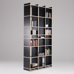 Premium shelf-system | Shelving | mocoba
