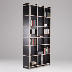 Premium shelf-system | Sistemas de estanterías | mocoba