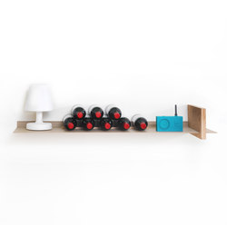 Shelf | Ablagen | Strackk