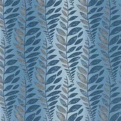Amlapura Fabrics | Odhni - Cobalt | Tejidos para cortinas | Designers Guild