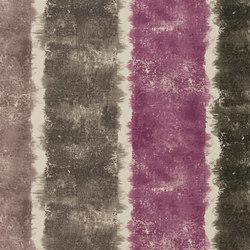 Amlapura Fabrics | Mapuche - Damson | Curtain fabrics | Designers Guild