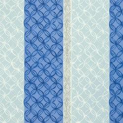 Amrapali Fabrics | Ottelia - Cobalt | Vorhangstoffe | Designers Guild