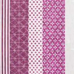 Amrapali Fabrics | Anchala - Magenta | Tissus pour rideaux | Designers Guild