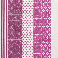 Amrapali Fabrics | Anchala - Magenta | Tejidos para cortinas | Designers Guild