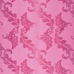 Astrakhan Fabrics | Aksu - Magenta | Tissus pour rideaux | Designers Guild