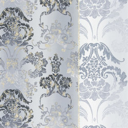 Astrakhan Fabrics | Kashgar - Platinum | Tejidos para cortinas | Designers Guild