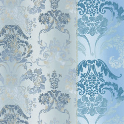 Astrakhan Fabrics | Kashgar - Zinc | Curtain fabrics | Designers Guild