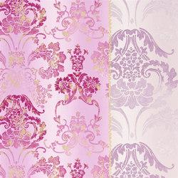 Astrakhan Fabrics | Kashgar - Orchid | Curtain fabrics | Designers Guild