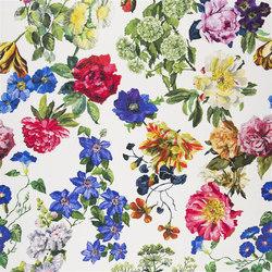Astrakhan Fabrics | Rosa Alexandria - Magenta | Curtain fabrics | Designers Guild