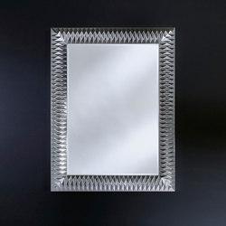Nick M silver | Spiegel | Deknudt Mirrors