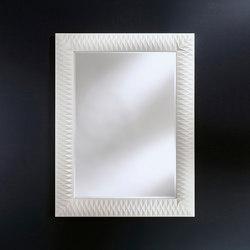 Nick M white | Mirrors | Deknudt Mirrors