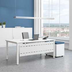 Sympas Desk range | Mesas contract | Assmann Büromöbel