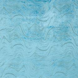 Aurelia Fabrics | Aurelia - Turquoise | Tissus pour rideaux | Designers Guild