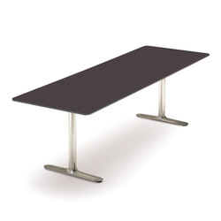 Rome Canteen Table | Tables de cantine | Fora Form