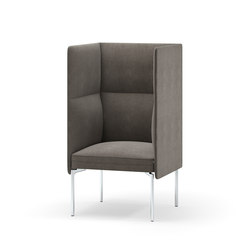 Senso Chair | Poltrone lounge | Fora Form