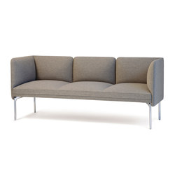 Senso 3-Seater | Lounge sofas | Fora Form
