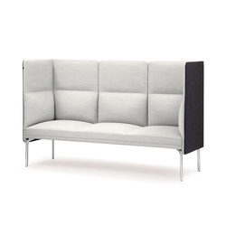 Senso 3-Seater | Loungesofas | Fora Form