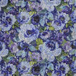 Boratti Fabrics | Mattiazzo - Cobalt | Tissus pour rideaux | Designers Guild