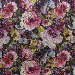 Boratti Fabrics | Mattiazzo - Damson | Curtain fabrics | Designers Guild