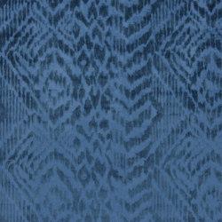 Boratti Fabrics | Morosini - Indigo | Curtain fabrics | Designers Guild