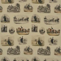 Buckingham Fabrics | Royal Promenade - Linen | Tejidos para cortinas | Designers Guild