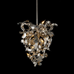 Kelp chandelier conical | Chandeliers | Brand van Egmond