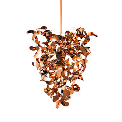 Kelp chandelier conical | Lámparas de techo | Brand van Egmond