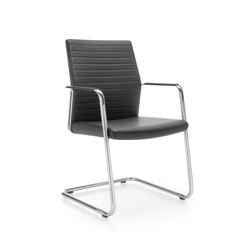 MyTurn 21VN | Visitors chairs / Side chairs | PROFIM