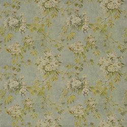 Caprifoglio Fabrics   Floreale - Celadon   Curtain fabrics   Designers Guild