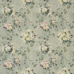Caprifoglio Fabrics | Floreale - Zinc | Curtain fabrics | Designers Guild