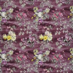 Caprifoglio Fabrics | Caprifoglio - Damson | Curtain fabrics | Designers Guild