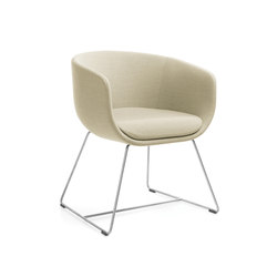 Nu 20V3 | Visitors chairs / Side chairs | PROFIM