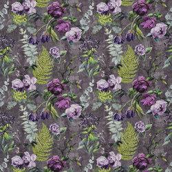Caprifoglio Fabrics | Tulipani - Amethyst | Tissus pour rideaux | Designers Guild