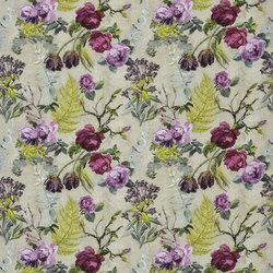 Caprifoglio Fabrics | Tulipani - Linen | Curtain fabrics | Designers Guild