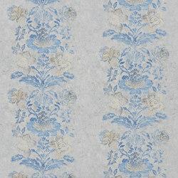 Caprifoglio Fabrics | Damasco - Delft | Tissus pour rideaux | Designers Guild