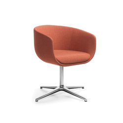 Nu 20F | Visitors chairs / Side chairs | PROFIM
