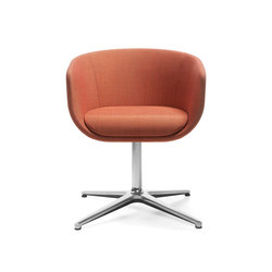 Nu 10F | Visitors chairs / Side chairs | PROFIM