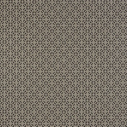 Cassan Fabrics | Sussex - Noir | Curtain fabrics | Designers Guild