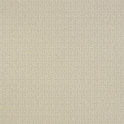 Cassan Fabrics | Hirschfeld - Ecru | Curtain fabrics | Designers Guild