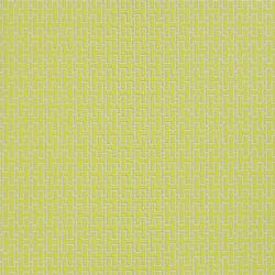 Cassan Fabrics | Hirschfeld - Lime | Tissus pour rideaux | Designers Guild