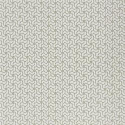 Castellani Fabrics | Morisset - Chalk | Vorhangstoffe | Designers Guild